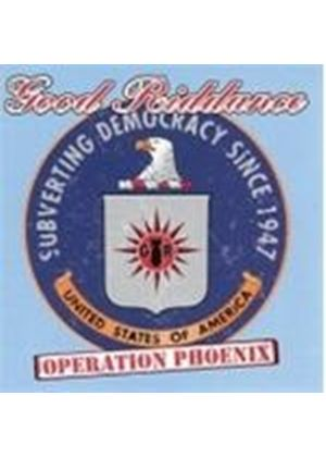 Good Riddance - Operation Phoenix (Music Cd)