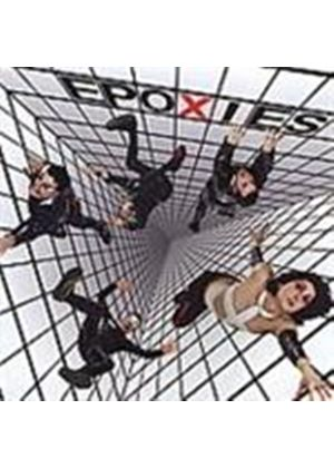 Epoxies - Stop The Future (Music Cd)