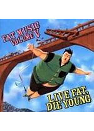 Various Artists - Live Fast, Die Young (Music CD)