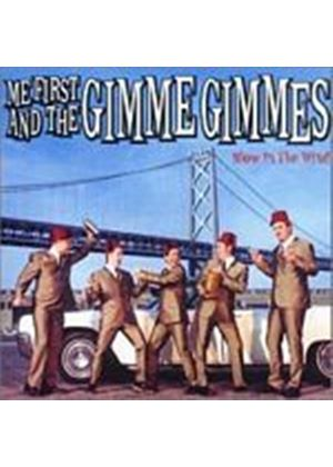 Me First And The Gimme Gimmes - Blow In The Wind (Music CD)