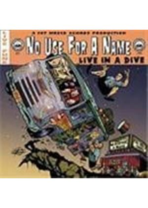 No Use For A Name - Live In Adive (Music Cd)