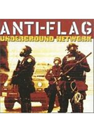 Anti Flag - Underground Network (Music CD)