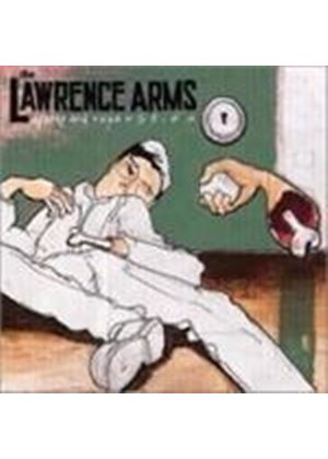 Lawrence Arms - Apathy & Exhaustion (Music Cd)