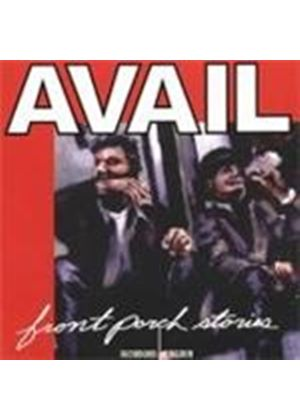 Avail - Front Porch Stories (Music Cd)