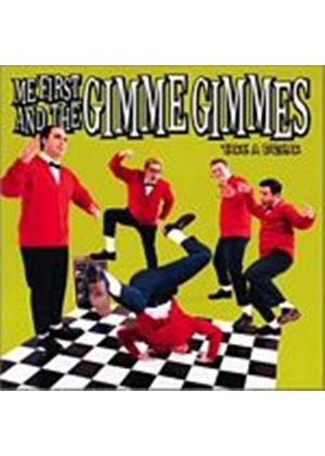 Me First And The Gimme Gimmes - Take A Break (Music CD)