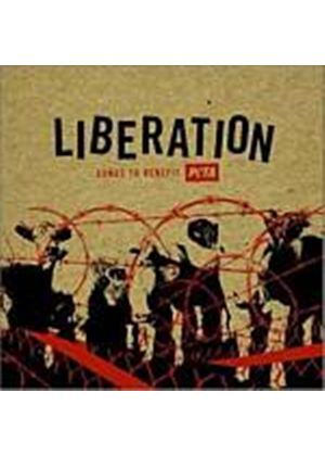 Various Artists - Liberation - Songs To Benefit PETA (Music CD)