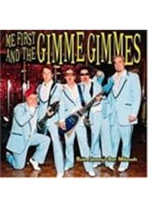 Me First And The Gimme Gimmes - Ruin Johnnys Bar Mitzvah (Music Cd)