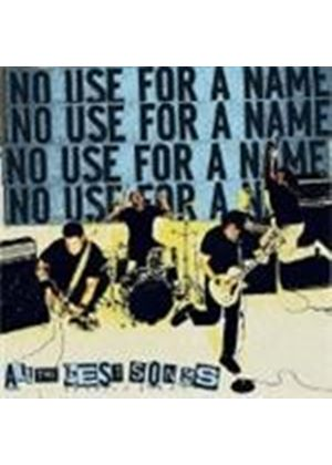 No Use For A Name - All The Best Songs (Music CD)