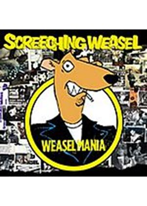 Screeching Weasel - Weasel Mania (Music CD)