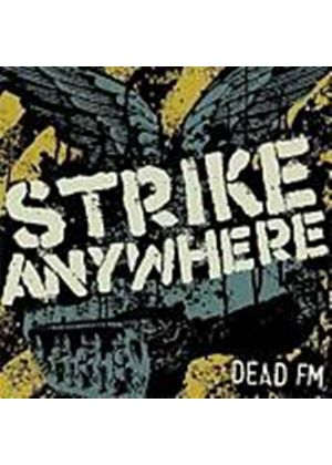 Strike Anywhere - Dead FM (Music CD)