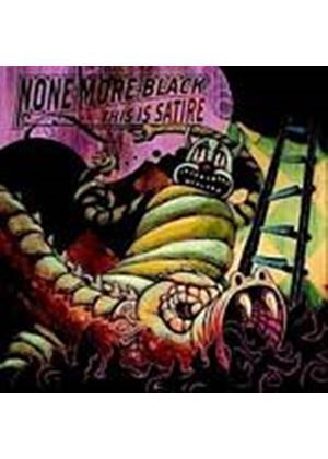None More Black - This Is Satire (Music CD)