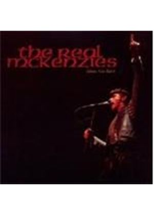 Real McKenzies (The) - Shine Not Burn (Music CD)