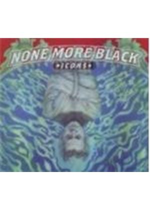 None More Black - Icons (Music CD)