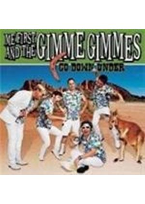 Me First & The Gimme Gimmes - Go Down Under (Music CD)