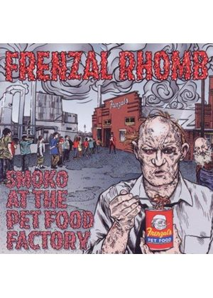 Frenzal Rhomb - Smoko at the Pet Food Factory (Music CD)