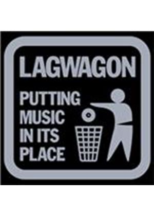 Lagwagon - Putting Music in Its Place (+DVD)