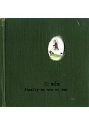 Mum - Finally We Are No-One (Music CD)