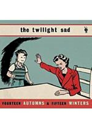 The Twilight Sad - Fourteen Autumns And Fifteen Winters (Music CD)