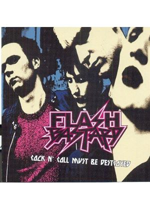 Flash Bastard - Rock n' Roll Must Be Destroyed (Music CD)