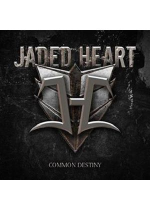 Jaded Heart - Common Destiny (Music CD)