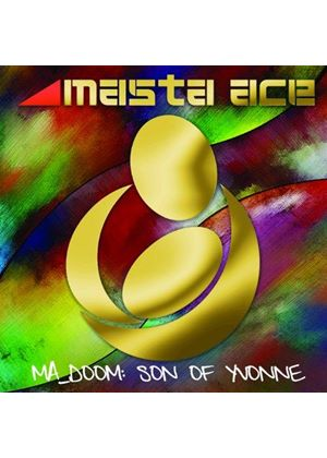 Masta Ace - MA_DOOM  (Son of Yvonne) (Music CD)