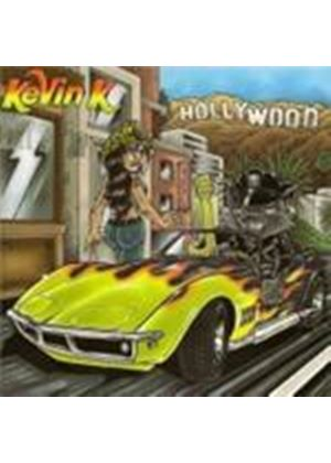 Kevin K - Hollywood (Music CD)