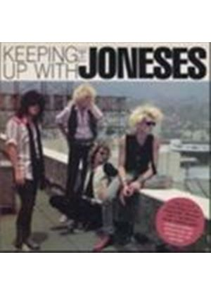 Joneses  The - Keeping Up With The Joneses (Music Cd)