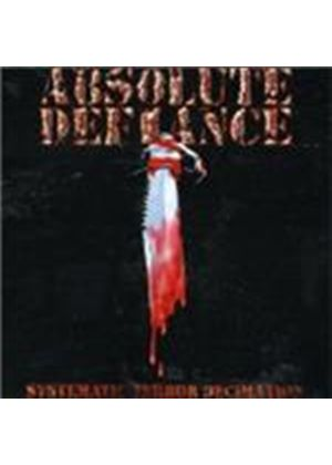 Absolute Defiance - Systematic Terror Decimation (Music Cd)