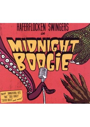 Haferflocken Swingers (Les) - Midnight Boogie (Music CD)