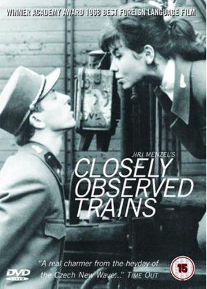 Closely Watched Trains (Closely Observed Trains) (Subtitled)