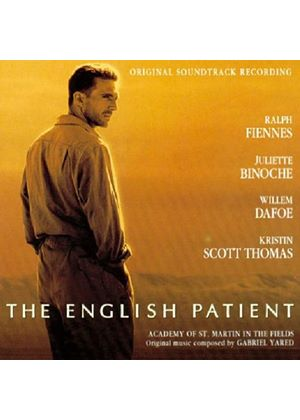 Original Soundtrack - English Patient OST (Music CD)