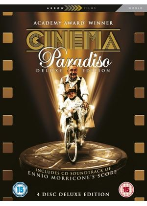 Cinema Paradiso [Deluxe Edition]