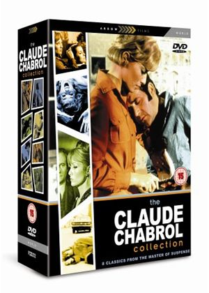 Claude Chabrol (Box Set) (Eight Discs)
