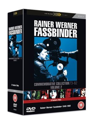 Rainer Werner Fassbinder Box Set Vol.2 1973-1982 (Eight Discs) (Box Set)
