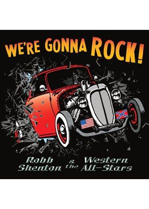 Robb Shenton - We're Gonna Rock (Music CD)