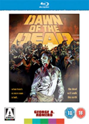 Dawn Of The Dead (Blu-Ray and DVD) (1978)