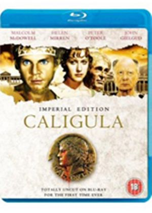 Caligula (Blu-Ray and DVD)