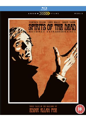 Spirits Of The Dead (Blu-Ray)