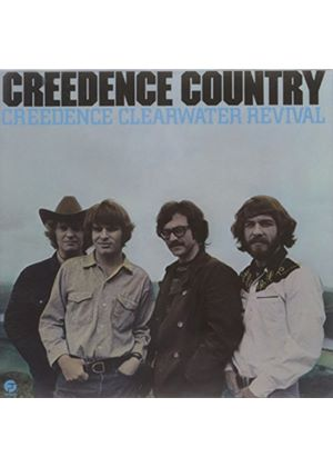 Creedence Clearwater Revival - Creedence Country (Music CD)