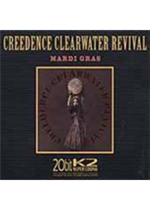 Creedence Clearwater Revival - Mardi Gras (Music CD)