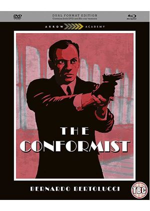 The Conformist - Dual Format Edition (DVD and Blu-ray)