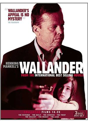 Wallander Collected Films 14-20