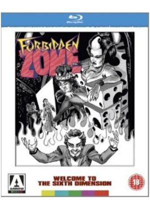 Forbidden Zone (Blu-Ray)