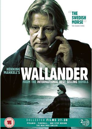 Wallander: Collected Films 1 - 6
