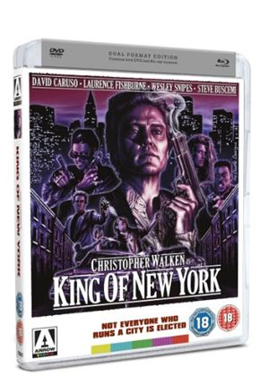 The King Of New York (Blu-Ray)
