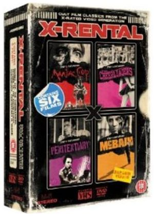 X-Rental - 4 Video Classics