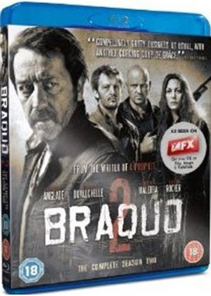 Braquo Season 2 (Blu-ray)
