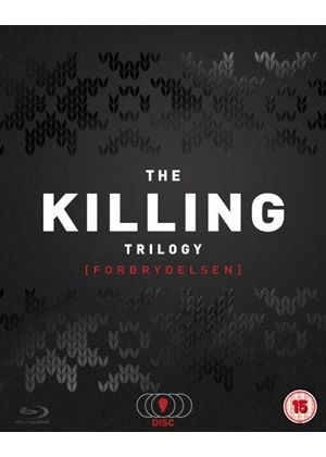 The Killing - Series 1-3 - Complete (Blu-Ray)