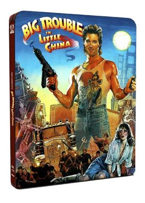 Big Trouble in Little China Steelbook (Blu-Ray)