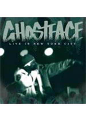 Ghostface - Live In New York City (Music CD)